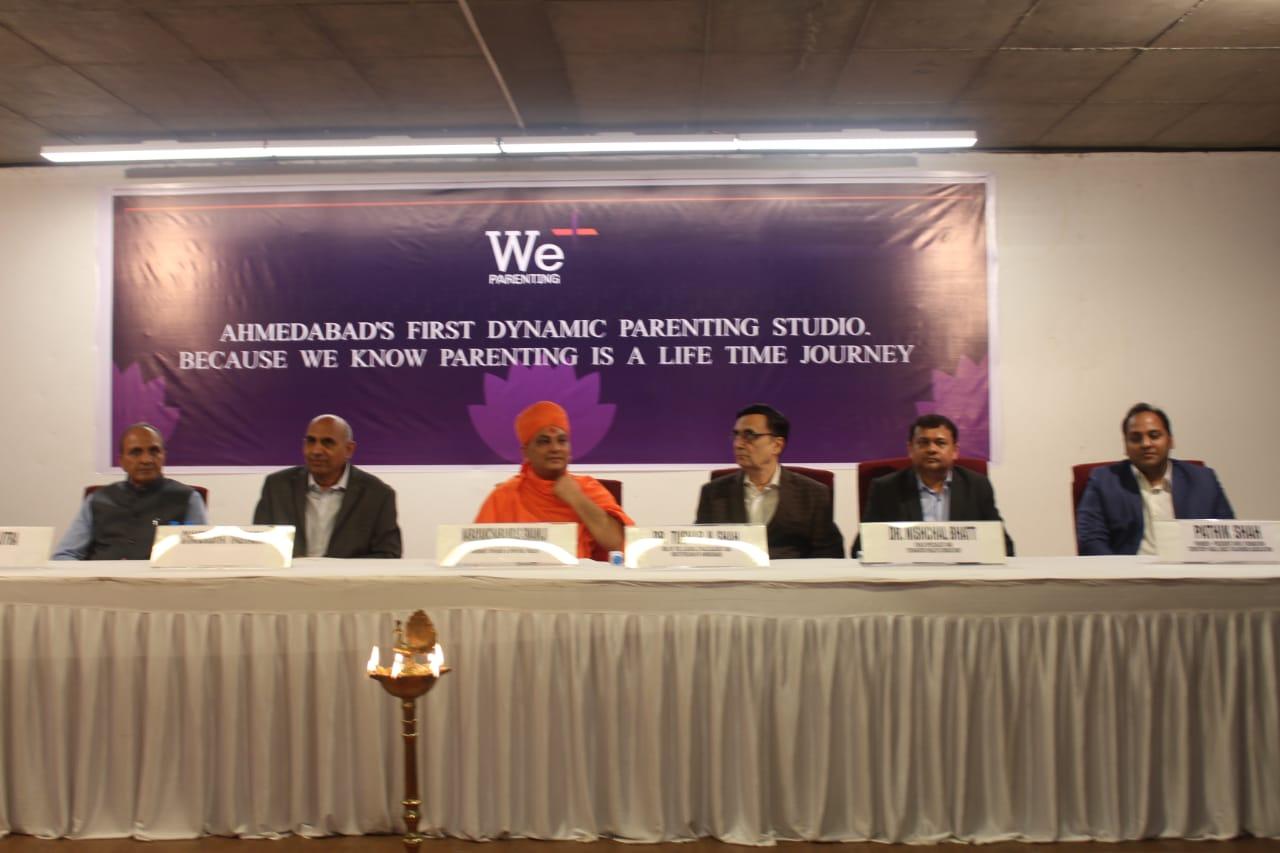 We+ Parenting Launch