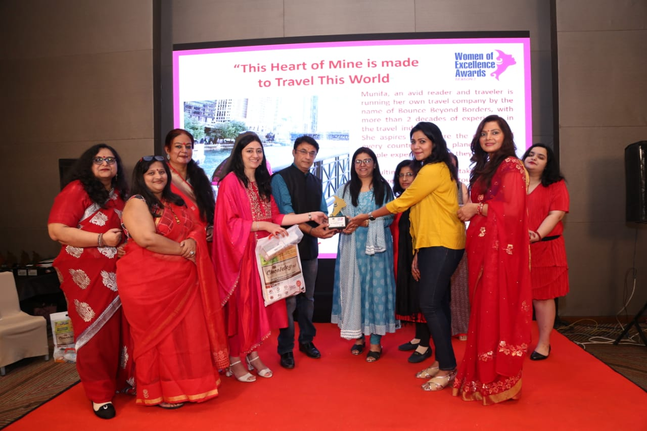 Women Excellence Award